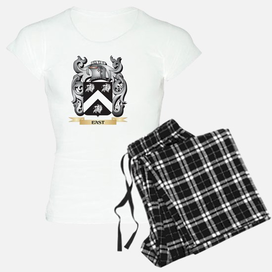 East Coat of Arms - Family Crest Pajamas