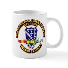 Army - 2nd Battalion, 506th Infantry Mug