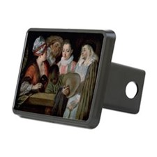 Francais, c.1714-15 (oil on canvas) - Hitch Cover