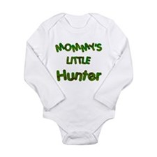 Mommy's little Hunter Body Suit