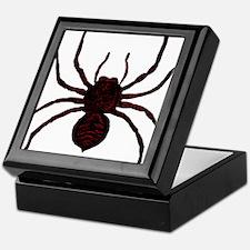 Spider Keepsake Box