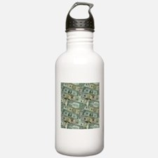 Easy Money Water Bottle