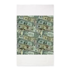 Easy Money 3x5 Area Rug