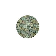 Easy Money Mini Button