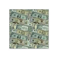 Easy Money Square Sticker 3 x 3