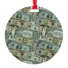 Easy Money Ornament