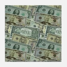 Easy Money Tile Coaster
