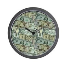 Easy Money Wall Clock