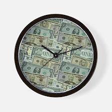 Easy Money Wall Clock