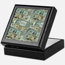 Easy Money Keepsake Box