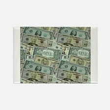 Easy Money Rectangle Magnet