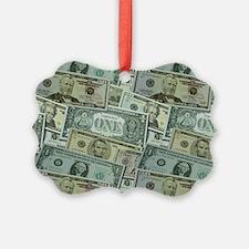 Easy Money Ornament