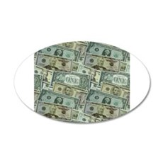 Easy Money Wall Decal