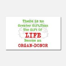 No Greater Gift Car Magnet 20 x 12