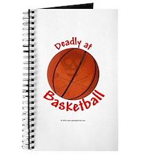 Basketball Skull Design Journal