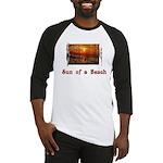 Sun of a Beach Baseball Jersey