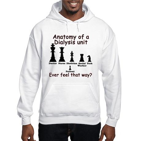Chessmen Hooded Sweatshirt