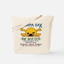 Panama Bax Bar and Grill 2 Tote Bag