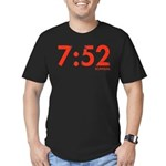 Seven Fifty Two Men's Fitted T-Shirt (dark)