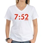 Seven Fifty Two Women's V-Neck T-Shirt