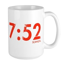 Seven Fifty Two Large Mug