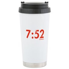 Seven Fifty Two Stainless Steel Travel Mug