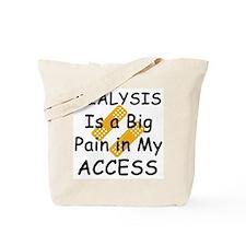 Big Pain In My Access Tote Bag