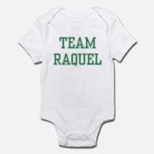 TEAM RAQUEL  Infant Bodysuit