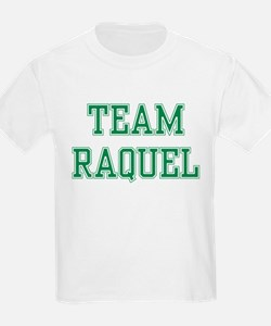 TEAM RAQUEL  Kids T-Shirt