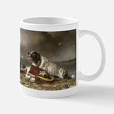 Painting of Landseer Rescue Mug