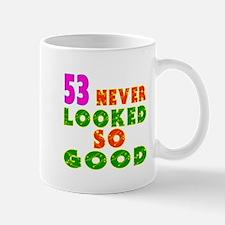 53 Birthday Designs Mug