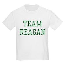 TEAM REAGAN  Kids T-Shirt