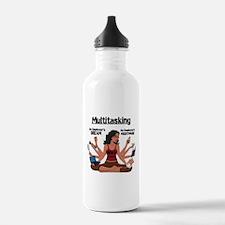 Multitasking Water Bottle