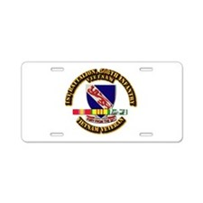 Army - 1st Battalion, 508th Infantry Aluminum Lice