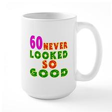 60 Birthday Designs Mug