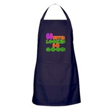 60 Birthday Designs Apron (dark)