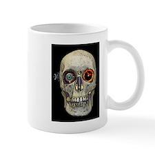 Wingnut Skull Mug