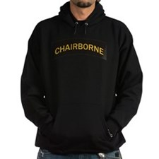 Chairborne military style tab Hoody