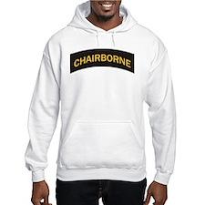 Chairborne military style tab Hoodie