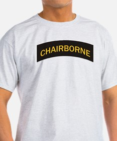 Chairborne military style tab T-Shirt