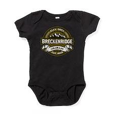 Breckenridge Olive Baby Bodysuit
