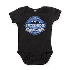 Breckenridge Blue Baby Bodysuit