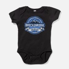 Breckenridge Blue Baby Bodysuit