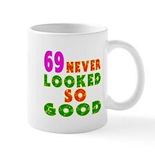 69 Birthday Designs Mug