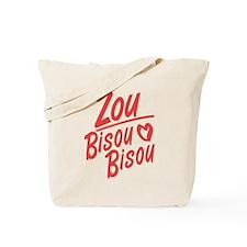 Zou Bisou Bisou Tote Bag