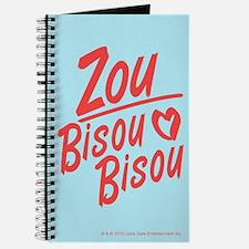 Zou Bisou Bisou Journal