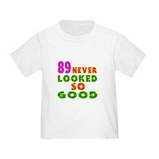 89 Birthday Designs T