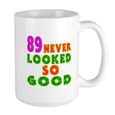 89 Birthday Designs Mug
