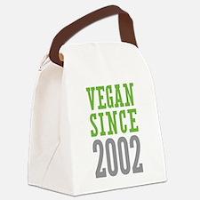 Vegan Since 2002 Canvas Lunch Bag