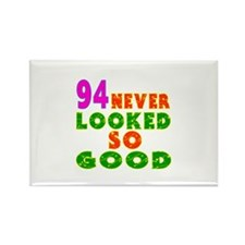 94 Birthday Designs Rectangle Magnet